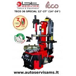 Padangų montavimo staklės TECO 36 SPECIAL