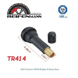 Guminiai ventiliai TR414...