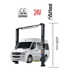 KELTUVAS ATLAS C420 VAN (4500mm)