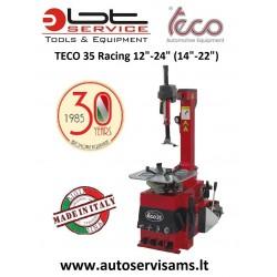 Padangų montavimo staklės TECO 35 RACING 2SP