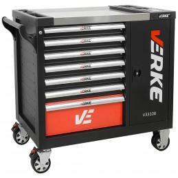 Vežimėlis su įrankiais V33108
