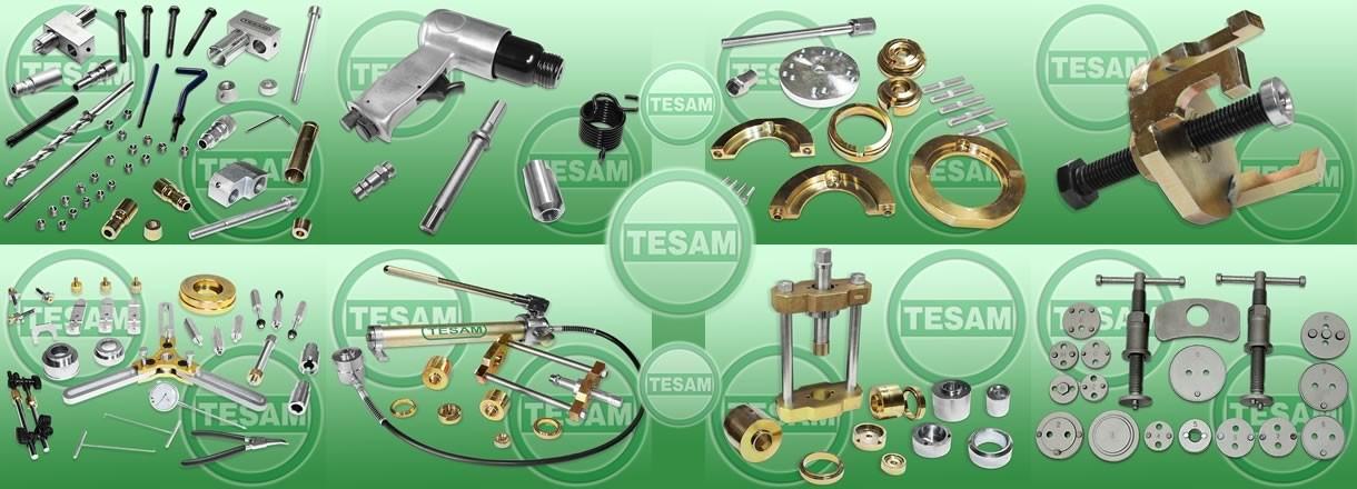 Specializuoti Tesam įrankiai